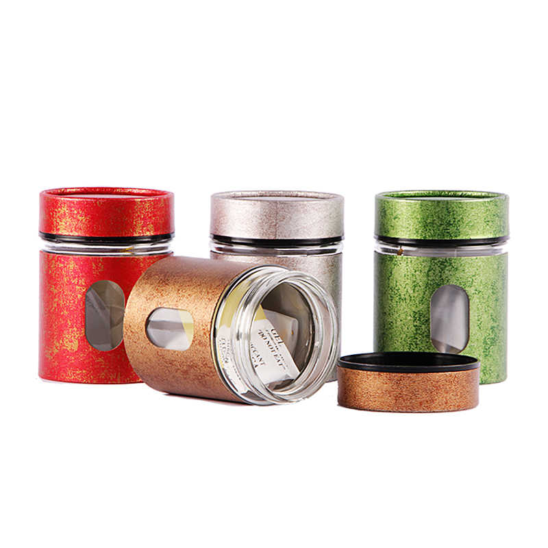 Прямая Экологичная трубка упаковочная круглая eva упаковка для духов бумажная