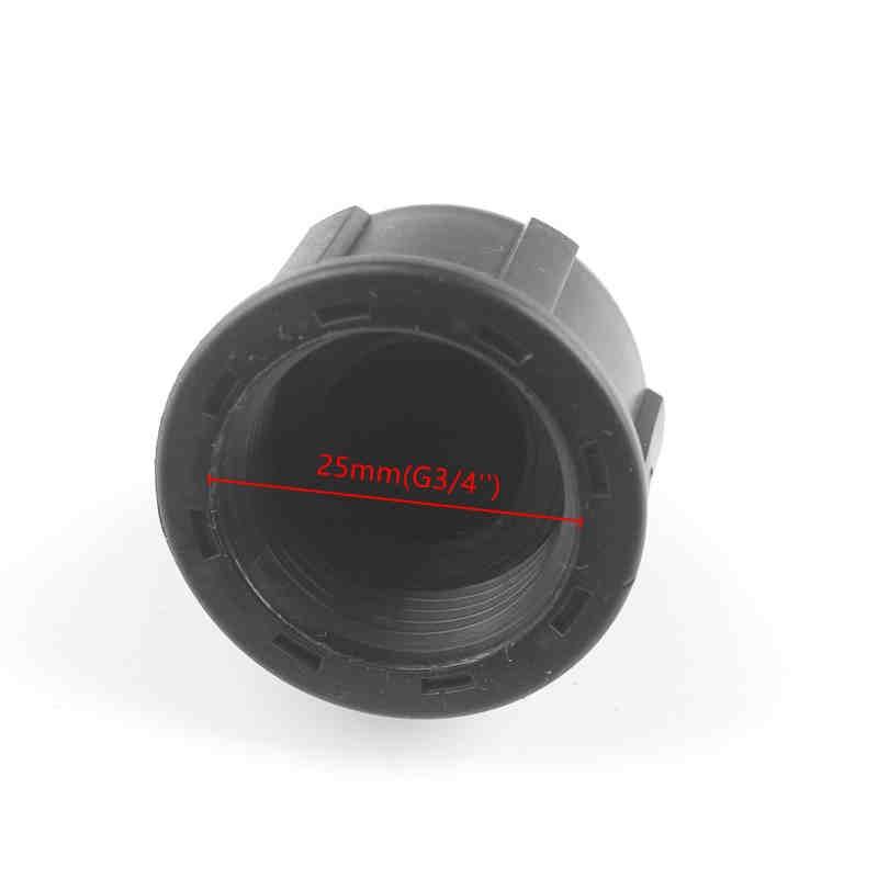 2шт G1% 2F2% 27% 27 гнездо резьба к 4% 2F7mm шланг Quick разъем Micro спрей аксессуары сад орошение принадлежности полив адаптер