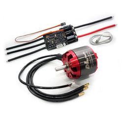 Maytech V2 200A VESC6.0 based Controller 6374 6355 170/190KV Brushless Motor Comb for Electric Skateboard Fightiing Robots