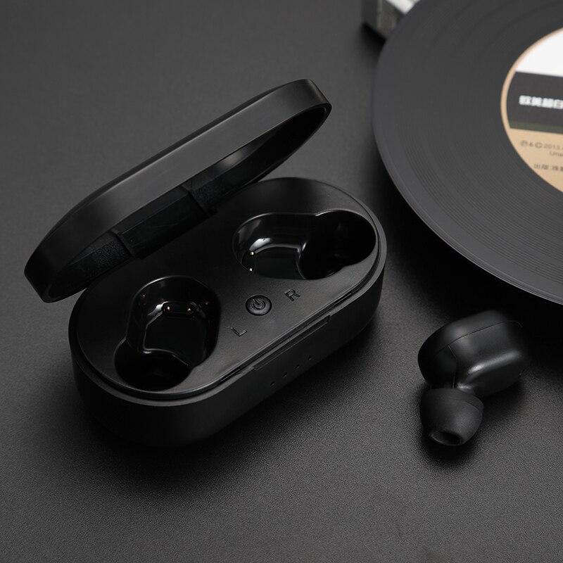 Fone de ouvido bluetooth vs redmi airdots 5.0 tws sem fio fone com cancelamento ruído microfone para iphone xiaomi huawei samsung - 5