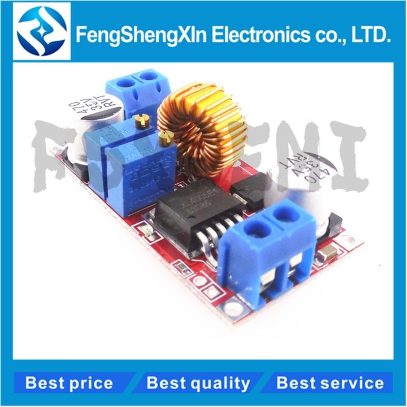 1 stücke XL4015 E1 5A DC zu DC CC CV Lithium-Batterie Schritt unten Lade Board Led Power Converter Lithium- ladegerät Modul