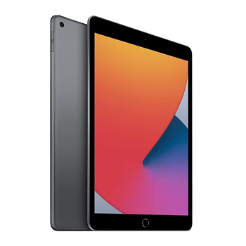 New original  2020 Apple iPad 2020  iPad 8 Gray(10.2-inch, Wi-Fi, 128GB) - (8th Generation) 2