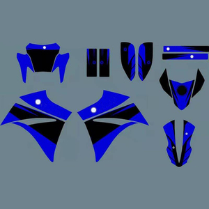 Image 2 - For Yamaha XT660R XTR660 XT 660R XT 660 R Graphics Decals Stickers Motorcycle Fairing Decal 2004  2020 2019 2018