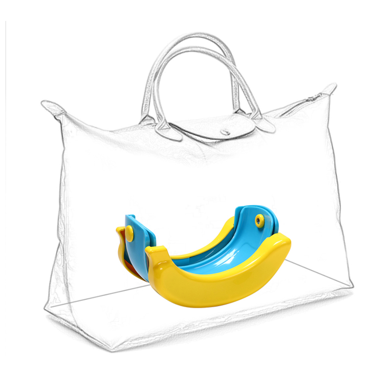 Banana Travel Baby Potty for baby