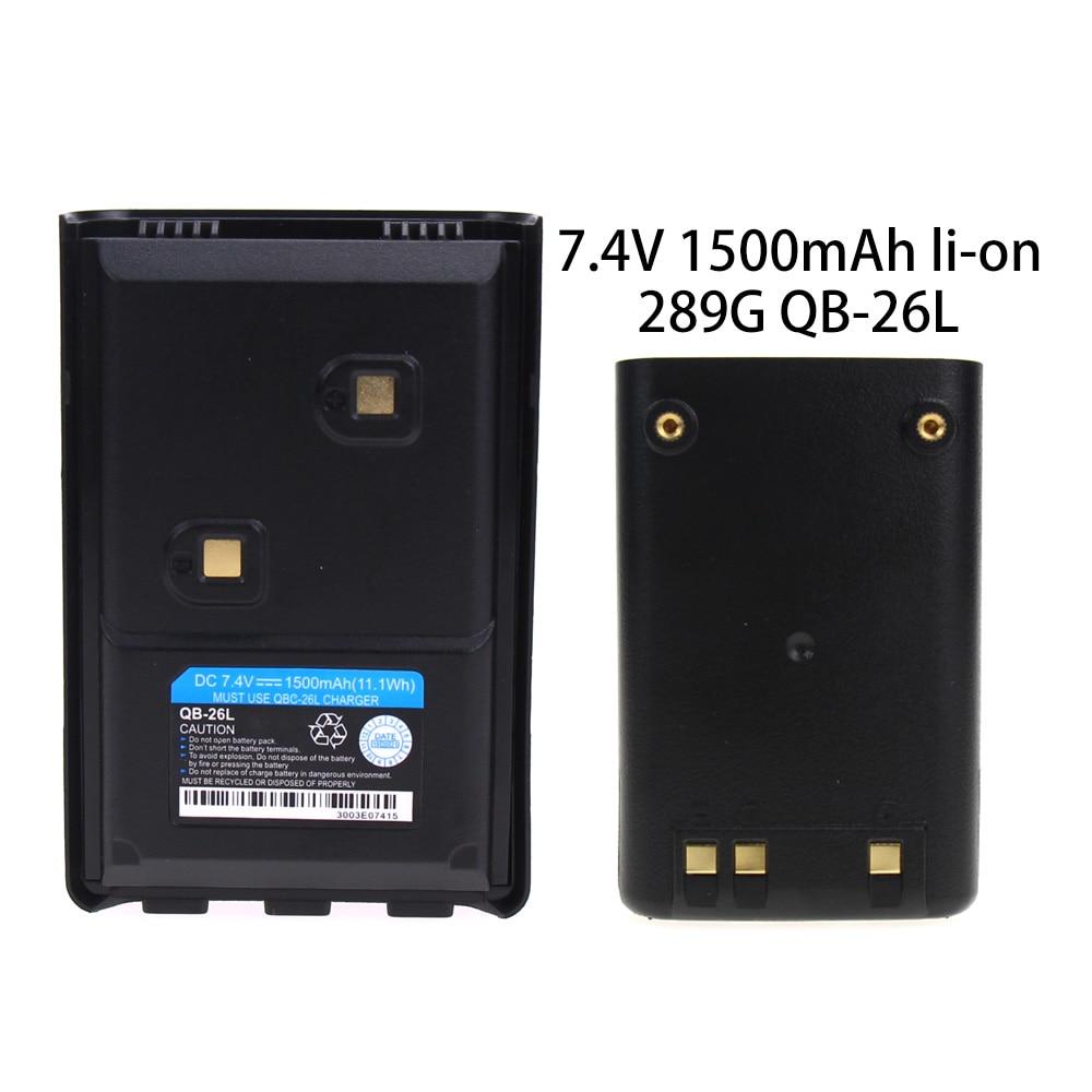 Replacement Battery for ALINCO DJ-500 DJ-10 DJ-100 DJ-289G DJ-A10 DJ-A11 DJ-A41 DJ-W100 DJ-W500 EBP-