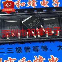 10 Uds. B6010D MBRD6010D TO-252 100% nuevo y original
