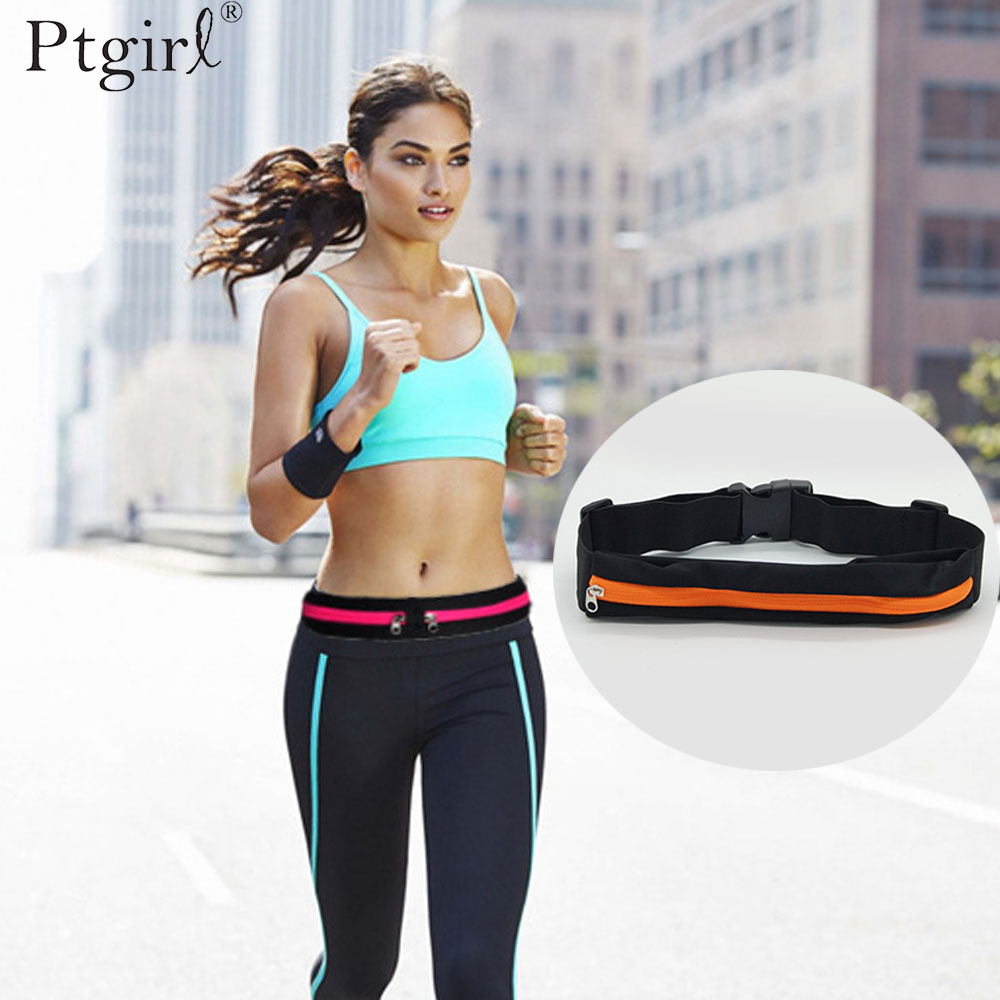 Sports Bag Running Waist Bag Pocket Professional Portable Waterproof Cycling Bum Bag Outdoor Phone Anti-theft Pack Belt Bags