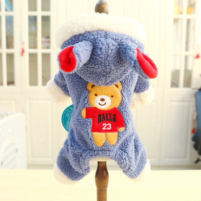 Very Cute Winter Warm Dog Clothes For Small Dogs  My Pet World Store