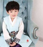 South Korea Imported Fabric Boy Birthday Korean Clothing/upscale Children's New Korean Clothing Fashion Belt