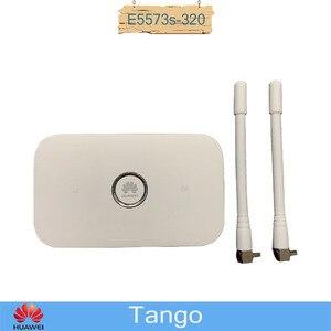 Odblokowany Huawei E5573s-320 E5573Bs-320 E5573s-156 mobilny Wifi 4g LTE karta sim router bezprzewodowe urządzenie hotspot