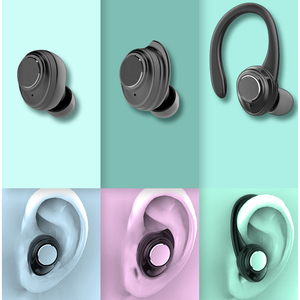 Image 5 - TWS Mini Earbuds 5.0 Earphones Wireless Bluetooth Headphones with Microphone 3D Stereo Sport Headset For Xiaomi All phones