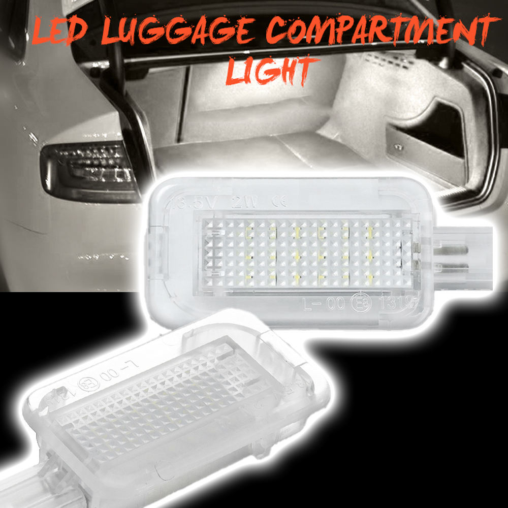 1 x <font><b>LED</b></font> Luggage Compartment Trunk Boot Lights 12V For <font><b>Honda</b></font> Accord <font><b>City</b></font> <font><b>City</b></font> zx 4D Civic 3D/4D/5D CR-Z Fit FR-V Insight Jazz image