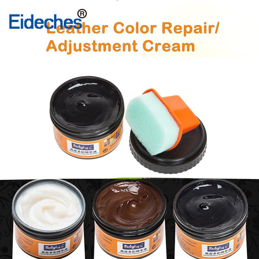 Car-Seat-Coats Repair-Kit Retreading-Cream Liquid Vinyl Cracks Polishing-Color Restore