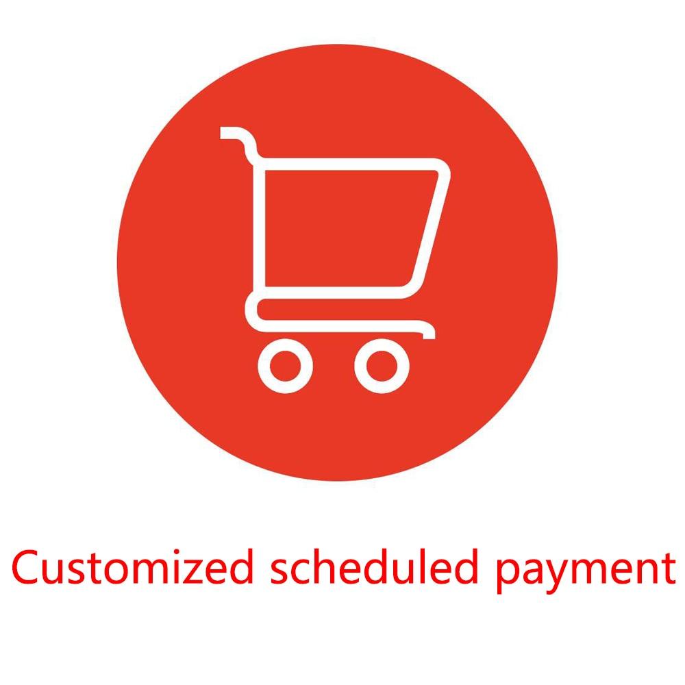 Чтобы настроить и повторно оформить специальную ссылку для возврата, пожалуйста, свяжитесь с продавцом, чтобы купить, в противном случае он не будет отправлен.