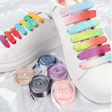 Sneakers Colorful Shoelaces Canvas Women Fashion Dropship High-Top Dyed Individual-Section