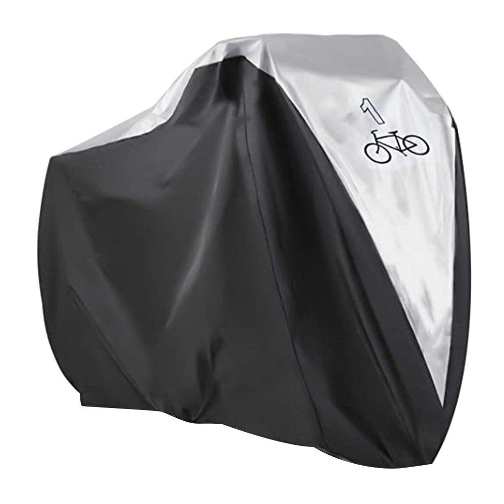 Чехол для велосипеда водонепроницаемый пыленепроницаемый портативный складной чехол для хранения велосипеда защитный рукав для велосипе...
