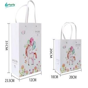 Image 3 - יושרה 1pcs השיש דפוס נייר תיק יד שקיות מתנת חתונה מתנות תיק מסיבת יום הולדת נייר תיק שקיות Tote יכול להיות מותאם אישית