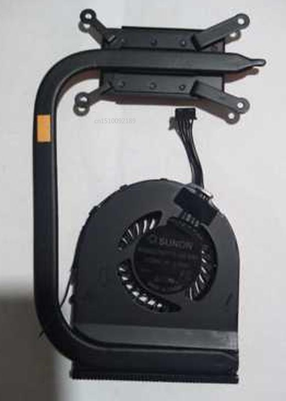 Original CPU Cooling Fan & Heatsink For Lenovo Thinkpad L560 Series Fan Cooler Radiator 01AY479 00NY528 MG60070V1-C130-S9A