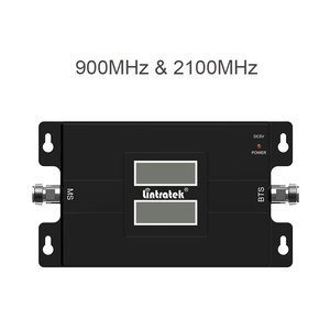 Image 3 - Lintratek gsm 중계기 3g 2100 900 mhz 휴대 전화 신호 부스터 lcd 셀룰러 증폭기 옴니 안테나 음성 + 데이터 @