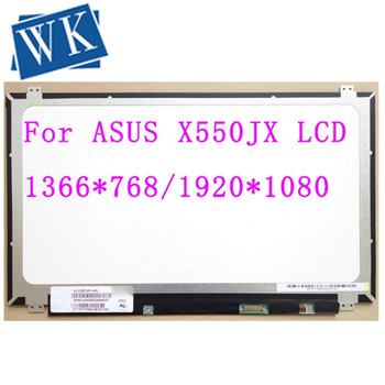 """15.6"""" Laptop Matrix For ASUS X550JX LCD Screen 30 Pins Panel replacement"""