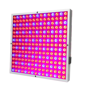 Full Spectrum 45W LED Grow Light 85-265V UV IR lamps Panel Plant Grow Light 144leds For Greenhouse Indoor Plants недорого