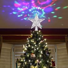 Na czubek choinki, regulowany gwiazda, girlanda żarówkowa Led lampki Led kurtyny boże narodzenie Xmas dekoracje ślubne Party ogród wakacje
