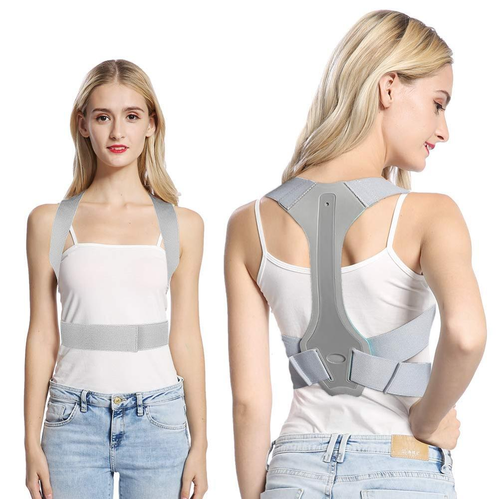 Posture Corrector Brace For Women And Men Back Support Belt Correct & Humpback Spinal Alignment