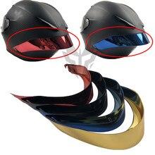 Alerón trasero para casco de motocicleta, funda para AGV Pista GPR GPRR corsa R