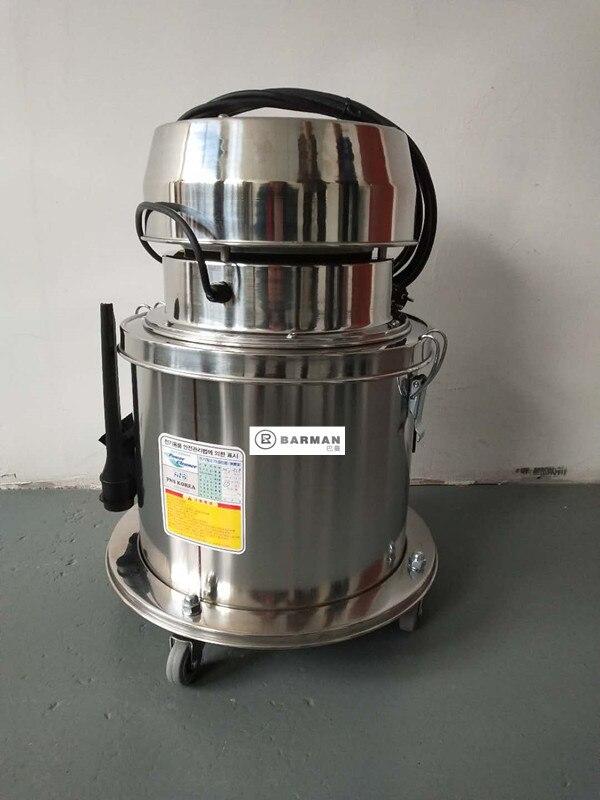 Clean Room Vacuum Cleaner Stainless Steel Industrial Clean Room Vacuum Cleaner Medical Use Vacuum Cleaner