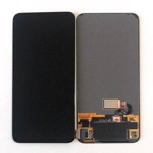 Image 1 - M & Sen pantalla LCD Original Amoled de 6,39 pulgadas para Huawei Honor Magic 2, con huella dactilar y Digitalizador de Panel táctil para Honor Magic 2