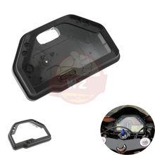 Tachometer Tachometer Kilometerzähler Gauge Instrumente Helm Abdeckung Für Honda CBR600RR CBR600 RR CBR 600 F5 2003 2006 2004 2005
