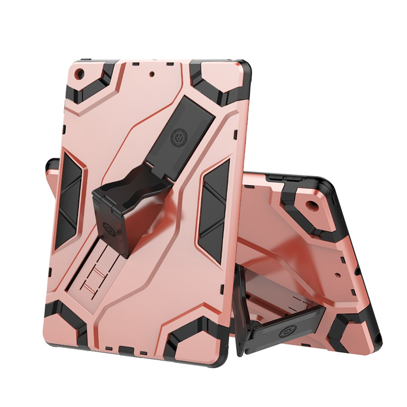 Rose Rose Kids Shockproof Case for IPad 7th Generation 2019 Armor Cover Funda Cases for IPad 10 2