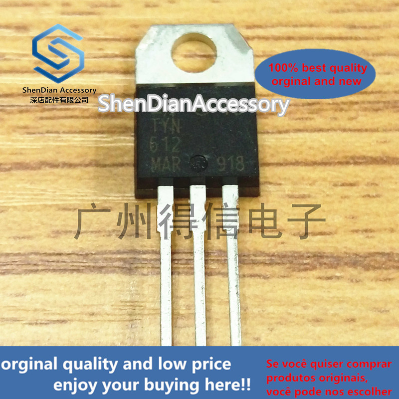 10pcs 100% Orginal New  TYN612 612 TO-220 Real Photo