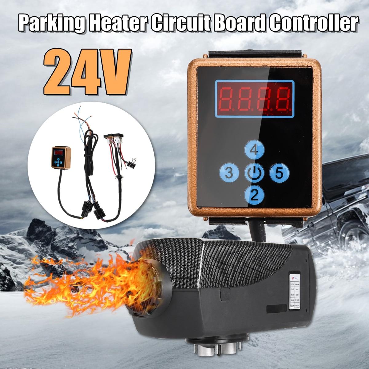 Neue Design Durable 12V 24V Circuit Control Motherboard Bord Controller Für Luft Standheizung