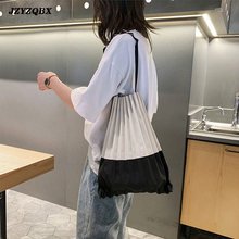 Women Shopping Bags Open Eco Bag Foldable Reusable Large Capacity Ecological