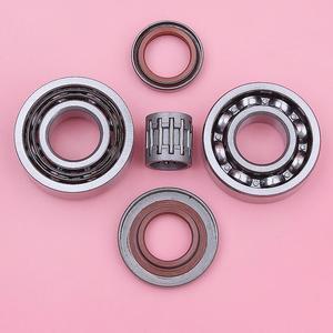 Image 4 - Crankshaft Crank Bearing Oil Seals Kit For Stihl MS361 MS 361 Chainsaws Parts 9503 003 4266 9503 003 0354