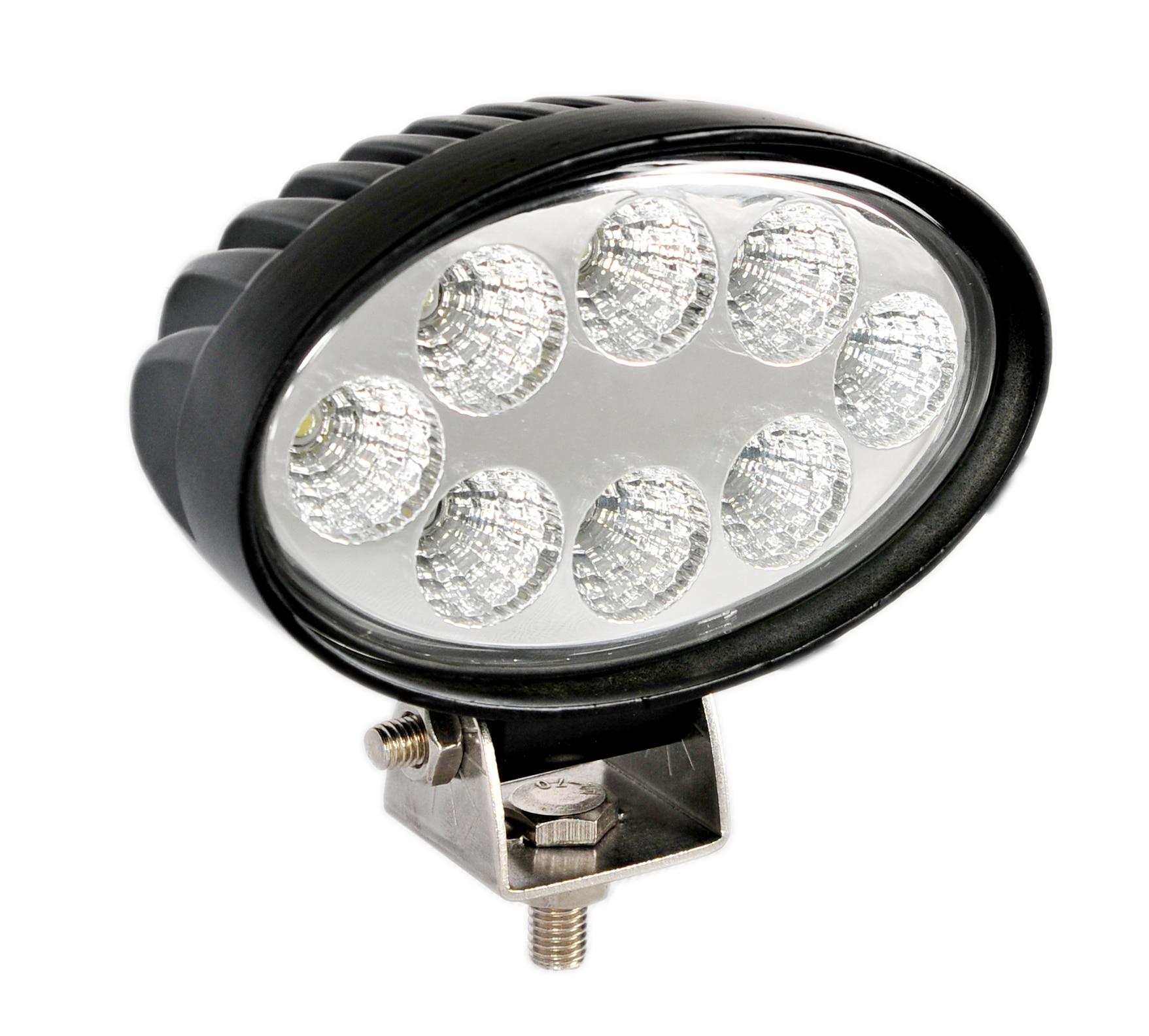 "ECAHAYAKU 1PCS LED Work Light 40W IP68 6000K Flood Beam 5.5"" Light Bar for Jeep Off-road ATV SUV Trucks Boats Fog Lights Car 4x4"