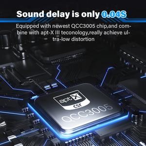 Image 3 - デイコムGH02 bluetoothヘッドセットゲーマーaptxスーパー低音ワイヤレスイヤホンヘッドホンマイクrgb ledライト携帯電話