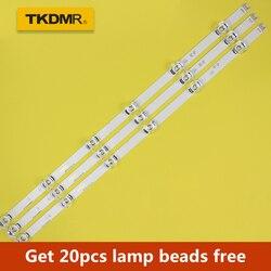 TKDMR 100% nowy 59cm LED podświetlenie 6 dla tej lampy LG 32