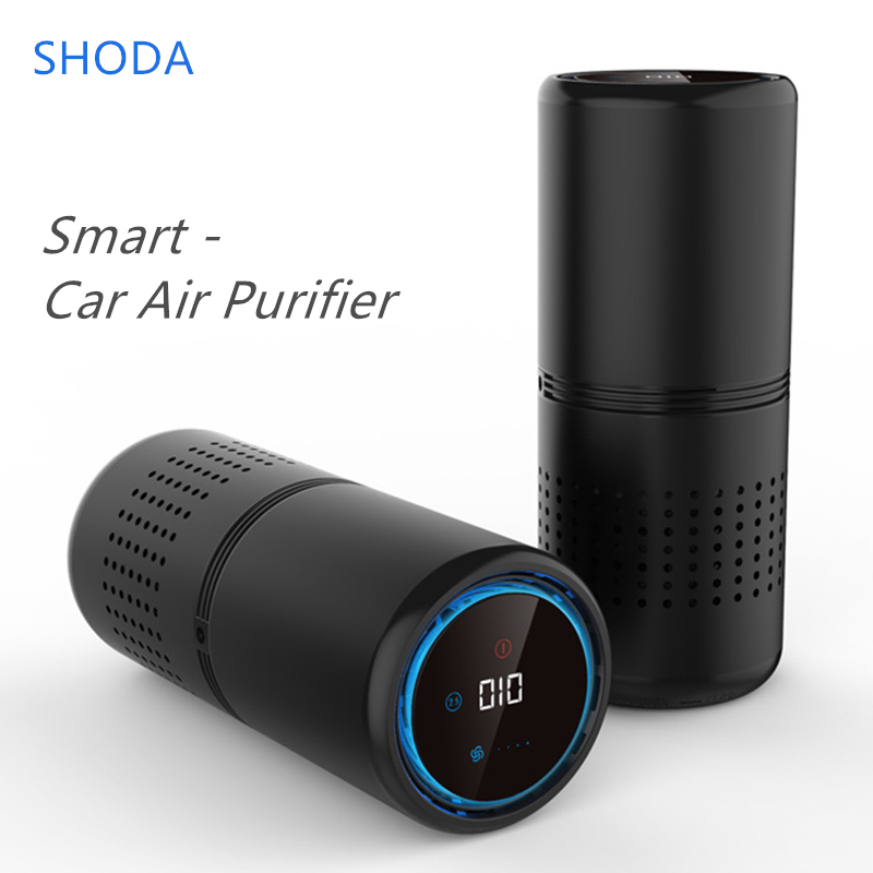 SHODA Smart Car Air…
