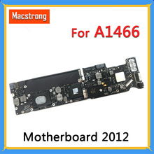 Getest Originele A1466 Logic Board I5 1.7 Ghz/1.8 Ghz 4 Gb Voor Macbook Air A1466 Moederbord 13 \