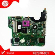 Original 482870-001 FOR HP DV5 DV5-1000 Laptop motherboard 504641-001 DV5-1003TX dv5-1099nr notebook PM45