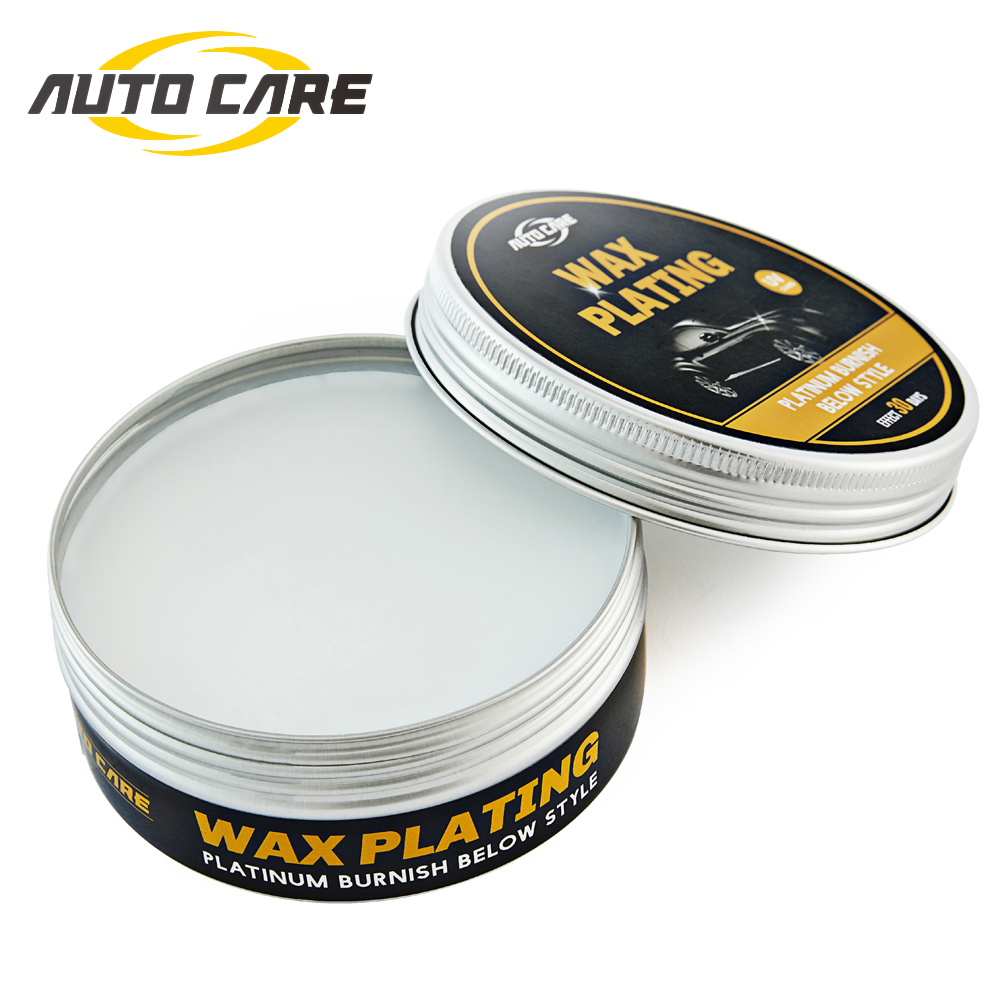 150ml Car Wax Crystal Plating Set Hard Wax Layer Christmas Glossy Surface Coating Set Covering Paint Kit