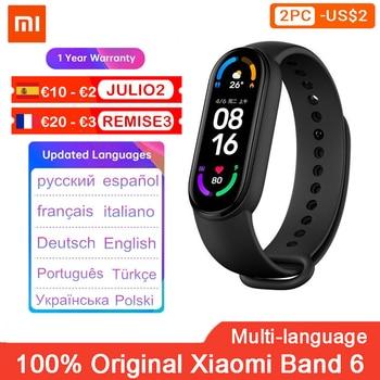 Original Xiaomi Mi Band 6