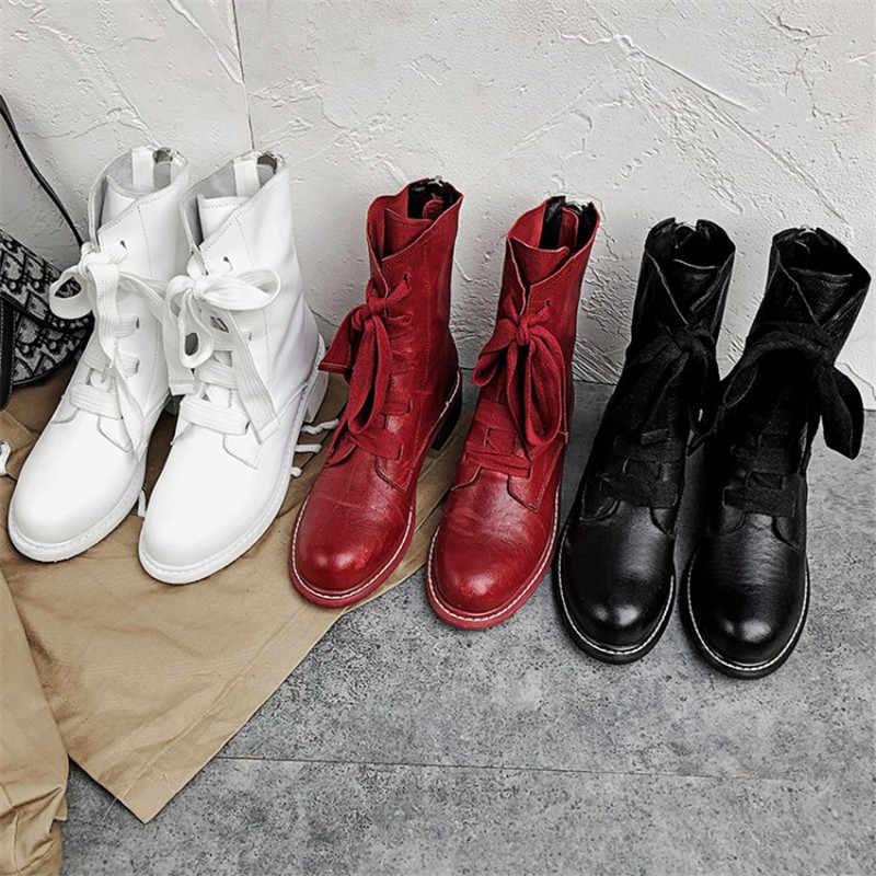 Prova Perfetto מותג עיצוב נשים מגפי אמיתי עור קצר מגפי נשים פנאי אופנה מסלול להראות נשים נעלי חורף מגפיים