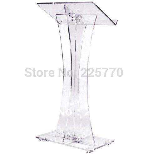 Church Acrylic Podium/High-grade Lectern Of The Christian Bible Church Pastor Machine Oath Christian Prayer Jesus Platform Lecte