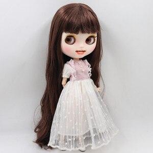 Image 5 - 氷dbs工場ブライス人形共同体に販売1/6 bjdネオアゾンアニメおもちゃカスタム彫刻唇