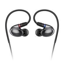 лучшая цена Brand New Arrival FiiO FH1 Balanced Armature-Dynamic Hybrid Earphone ,FiiO Eaprhone FH1 (Have coupon)