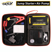 GKFLY Car Jump Starter Air Pump High Power 12V dispositivo di avviamento Power Bank emergenza salto Start Auto Buster