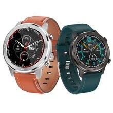 Reloj inteligente DT78 para hombre y mujer, pulsera deportiva resistente al agua, con control del ritmo cardíaco